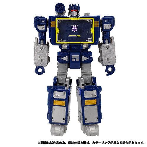 Takara Tomy Transformers War for Cybertron WFC-14 Soundwave JP version