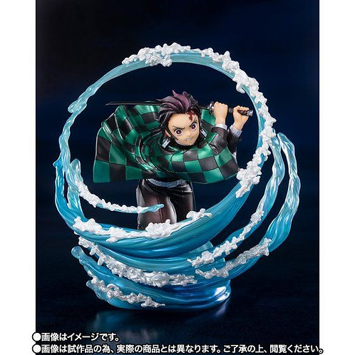 Figuarts ZERO Tanjiro Kamado -Breathing of Water- Special Color Edition