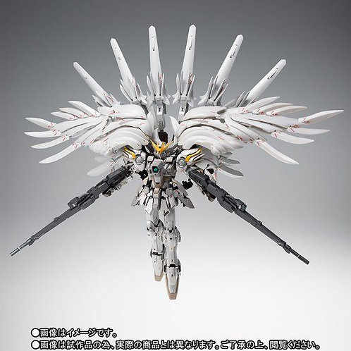 GUNDAM FIX FIGURATION METAL COMPOSITE Wing Gundam Snow White Prelude Japan ver.