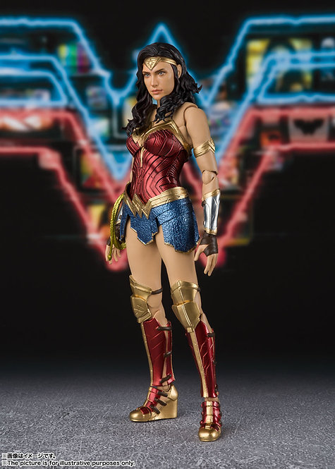 Bandai S.H.Figuarts Wonder Woman (WW84) Japan version