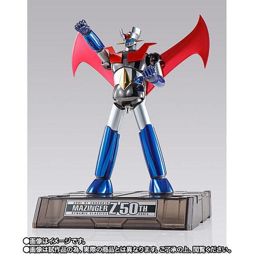 Soul of Chogokin GX-70SP Mazinger Z D.C. 2021 Special Color Ver. Japan version