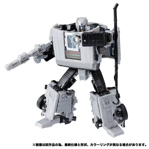Back to the Future 35th Anniversary Collaboration Product Transformers GIGAWATT