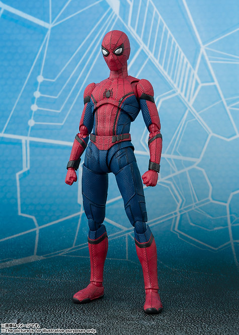 Bandai S.H.Figuarts Spider-Man (Spider-Man: Far From Home) Japan version