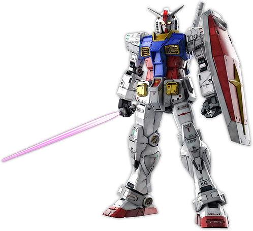 PG UNLEASHED RX-78-2 Gundam 1/60 scale Japan version