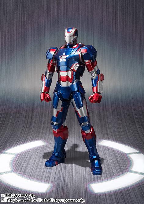 Bandai S.H.Figuarts Iron Patriot Japan version