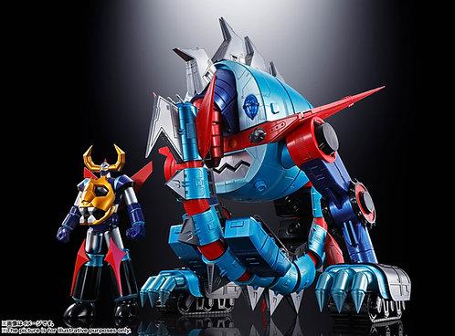 Soul of Chogokin GX-100 Gaiking Japan version
