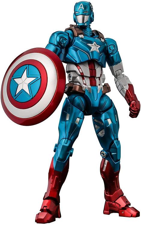 Sentinel Fighting Armor Captain America Japan version
