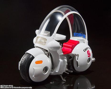 Bandai S.H.Figuarts Bulma's Bike Hoipoi Capsule No.9 Japan version