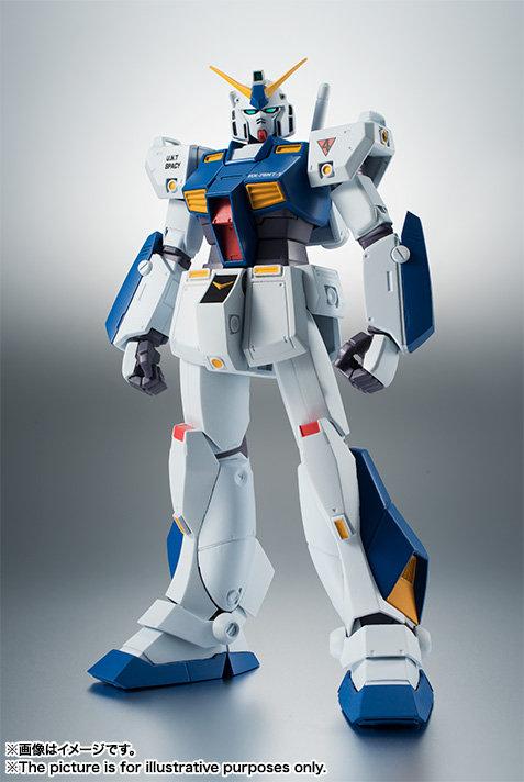 THE ROBOT SPIRITS <SIDE MS> RX-78NT-1 Gundam NT-1 ver. A.N.I.M.E.