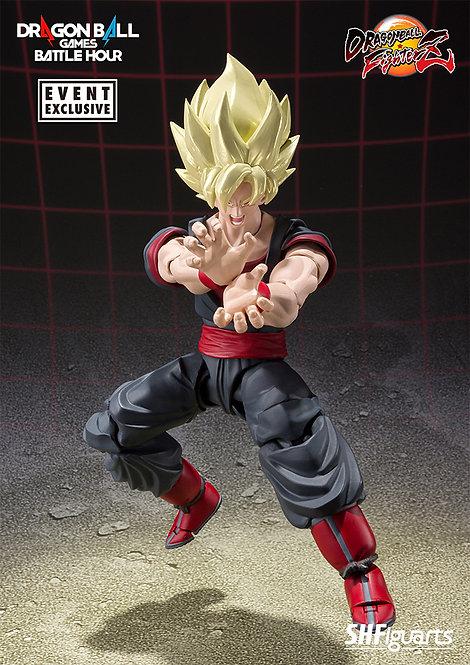 Bandai S.H.Figuarts Super Saiyan Son Goku Games Battle Hour Exclusive Edition