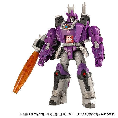Takara Tomy Transformers Kingdom KD-16 Galvatron Japan version