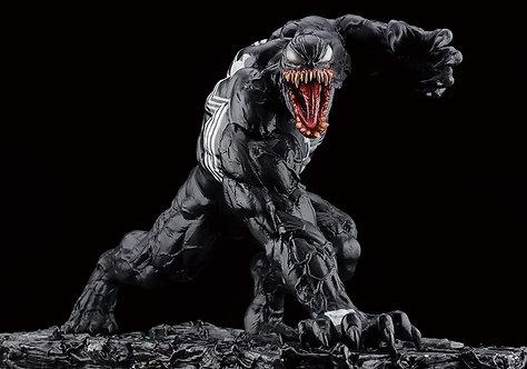 ARTFX+ MARVEL UNIVERSE Venom Renewal Edition Japan version