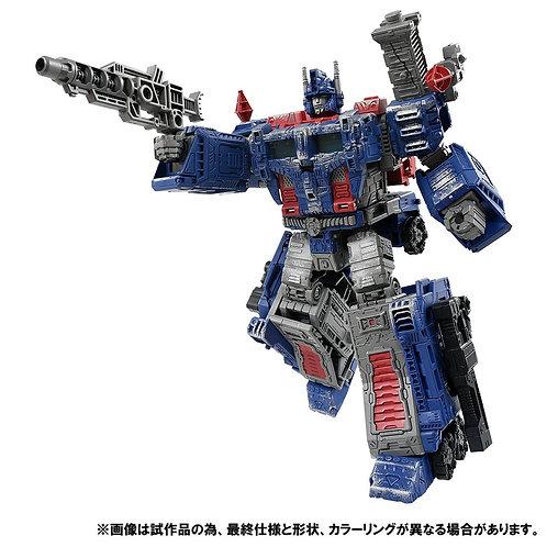 Takara Tomy Transformers Premium Finish PF WFC-03 Ultra Magnus Japan version