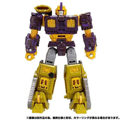 Takara Tomy Transformers War for Cybertron WFC-15 Impactor Japan version