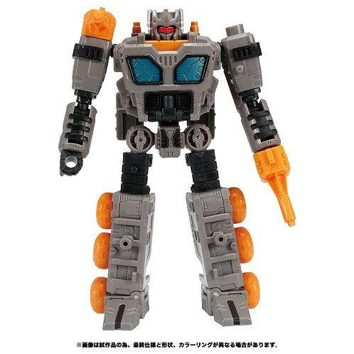 Takara Tomy Transformers Earthrise ER-12 Fasttrack Japan version