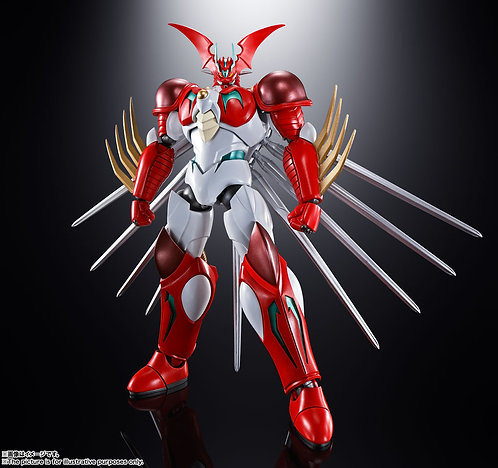Soul of Chogokin GX-99 Getter Arc Japan version
