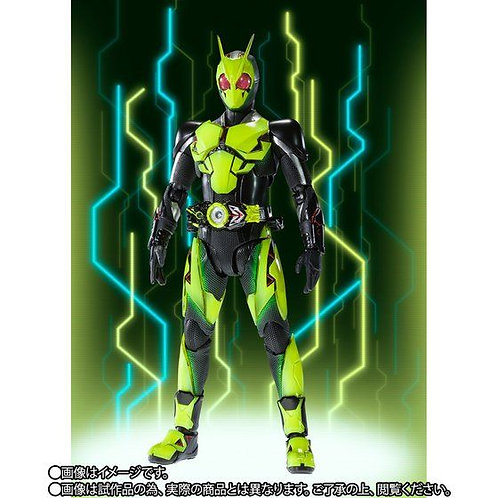 S.H.Figuarts Kamen Rider Zero One Realizing Hopper Japan version