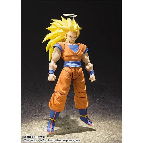 Bandai S.H.Figuarts Super Saiyan 3 Son Goku Japan version