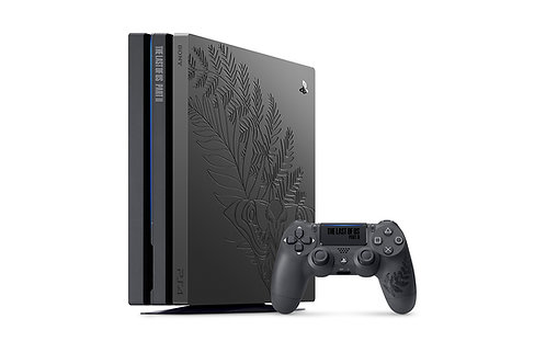 PlayStation 4 Pro The Last of Us Part II Limited Edition Console Japan version