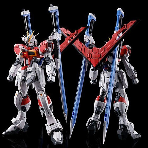 RG 1/144 Sword Impulse Gundam Japan version