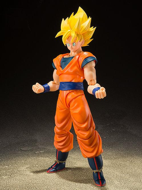 Bandai S.H.Figuarts Super Saiyan Full Power Son Goku Japan version