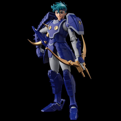 Sentinel Ronin Warriors Touma Hashiba Japan version
