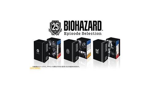 PlayStation 4 Resident Evil 25th Episode Selection Complete set Japan version