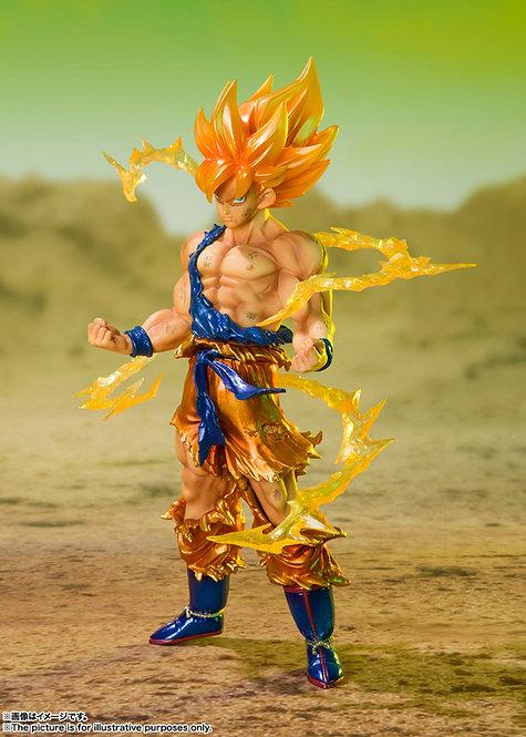 Figuarts ZERO Super Saiyan Son Goku (Tokyo Limited) Japan version