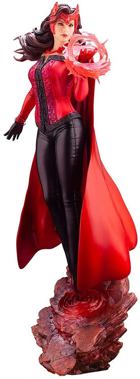KOTOBUKIYA ARTFX PREMIER MARVEL UNIVERSE Scarlet Witch 1/10 scale Japan version
