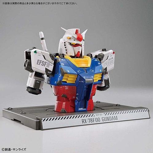 1/48 RX-78F00 Gundam BUST MODEL Japan version