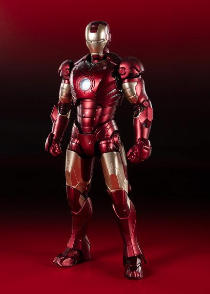 Bandai S.H.Figuarts Iron Man Mark 3 Birth of Iron Man EDITION Japan version