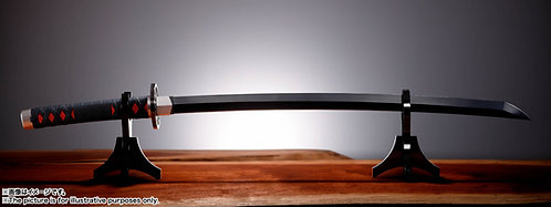 PROPLICA Nichirin Sword (Tanjiro Kamado) Japan version