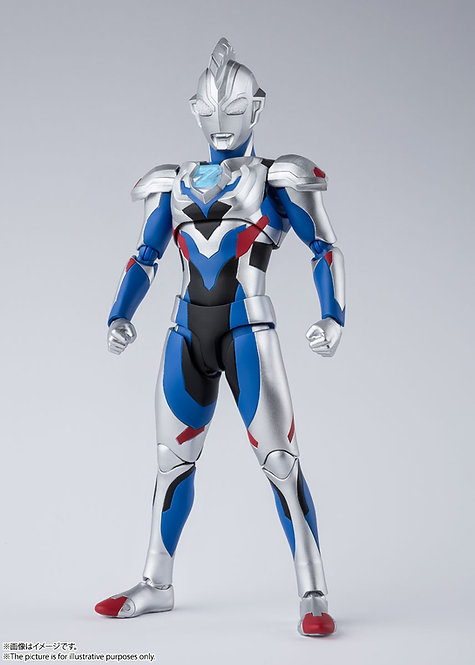 Bandai S.H.Figuarts Ultraman Z Original Japan version