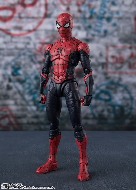 S.H.Figuarts Spider-Man Upgrade Suit (Spider-Man: Far From Home) Japan version