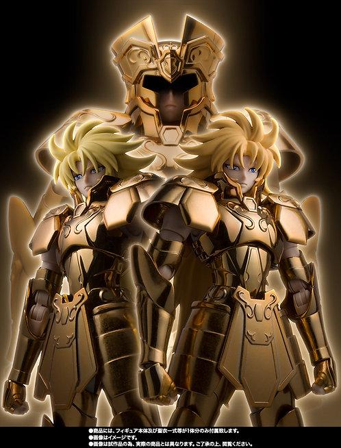 Bandai Saint Seiya Cloth Myth EX Gemini Saga & Kanon ORIGINAL COLOR EDITION