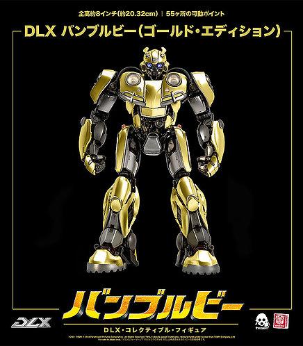 threezero DLX Bumblebee (GOLD EDITION) Japan version