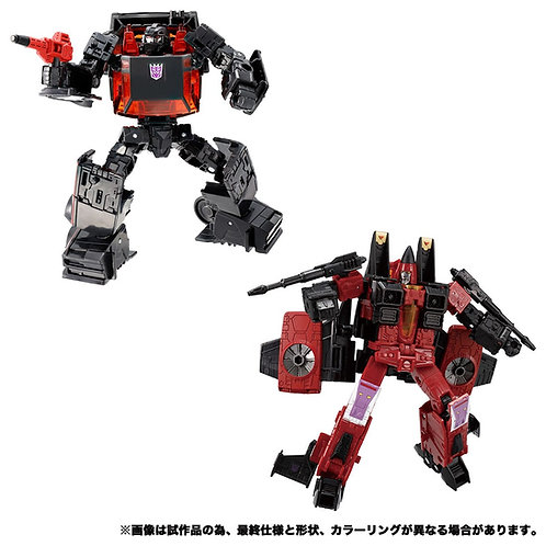 Takara Tomy Transformers Earthrise ER Set (EX-23-24) Japan version