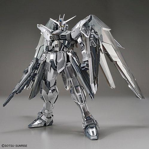 MG 1/100 Freedom Gundam Ver. 2.0 (Silver Coating) Japan version