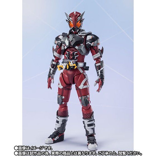 Bandai S.H.Figuarts Kamen Rider Ikazuchi Japan version
