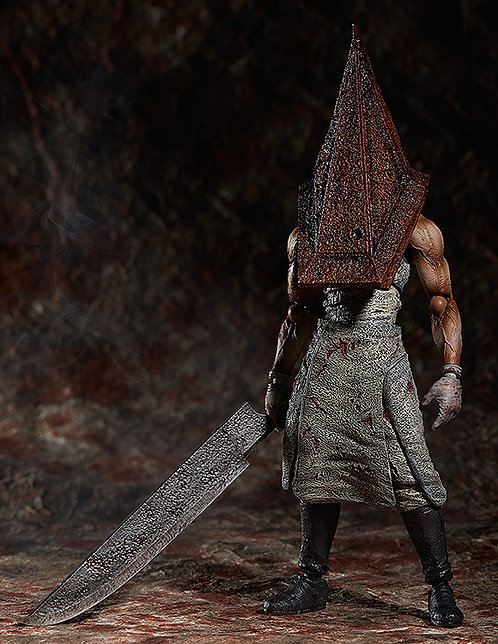 figma Red Pyramid Thing Japan version