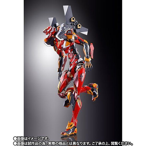 METAL BUILD Evangelion Unit-02 [EVA2020] Japan version