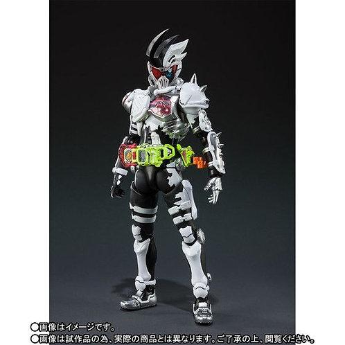 Bandai S.H.Figuarts Kamen Rider Genm Zombie Action Gamer Level X-0 Japan version