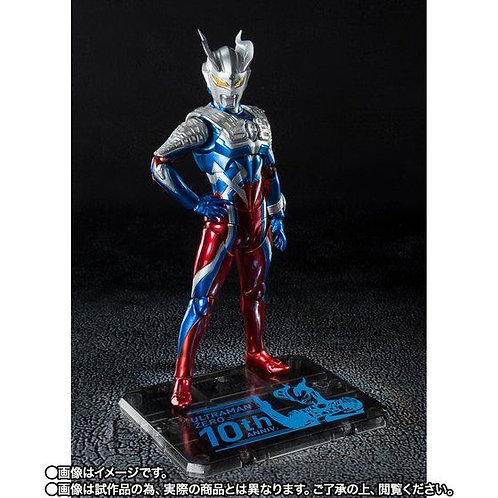 Bandai S.H.Figuarts Ultraman Zero 10th Anniversary Special Color Ver. Japan ver.