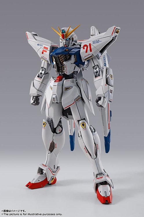 METAL BUILD Gundam F91 CHRONICLE WHITE Ver. Japan version