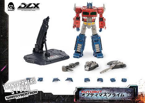 threezero Transformers: War For Cybertron Trilogy: Siege DLX Optimus Prime