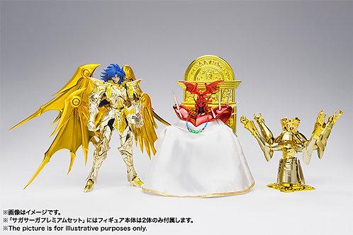 Bandai Saint Myth Cloth EX Gemini Saga (God Cloth) Premium Set Japan version