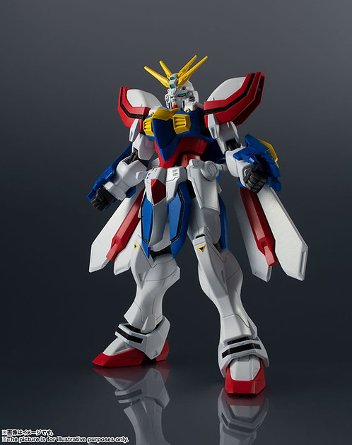 GUNDAM UNIVERSE GF13-017NJ II God Gundam Japan version