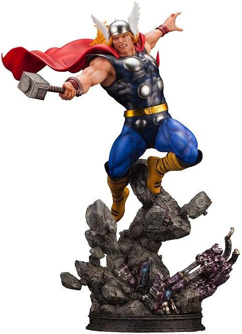 Fine Art Statue MARVEL UNIVERSE MARVEL AVENGERS Thor 1/6 scale Japan version