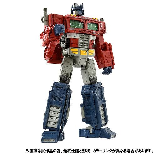 Takara Tomy Transformers Premium Finish PF WFC-01 Optimus Prime Japan version