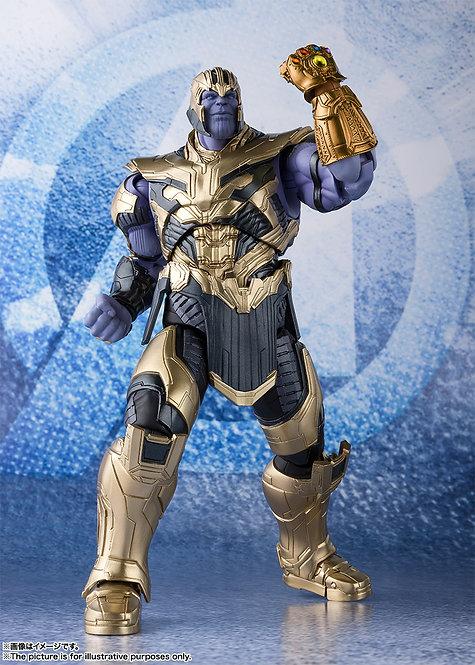 Bandai S.H.Figuarts Thanos (Avengers / End Game) Japan version